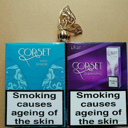 欧盟CORSET胸罩香烟好抽吗?欧盟CORSET胸罩香烟味道怎么样?