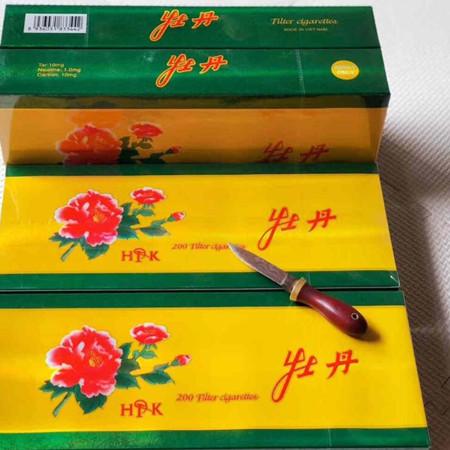 出口HPK金牡丹香烟在哪买?出口HPK金牡丹香烟好抽吗