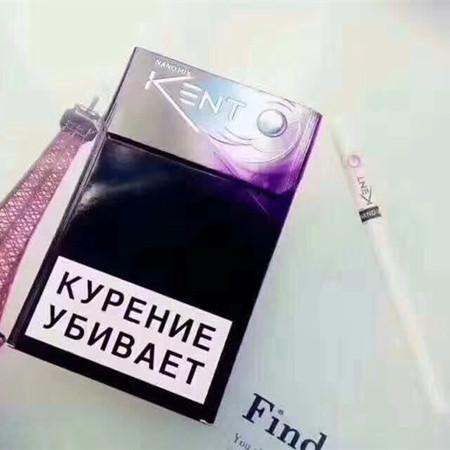 俄罗斯KENT蓝莓爆珠好抽吗,多少钱?
