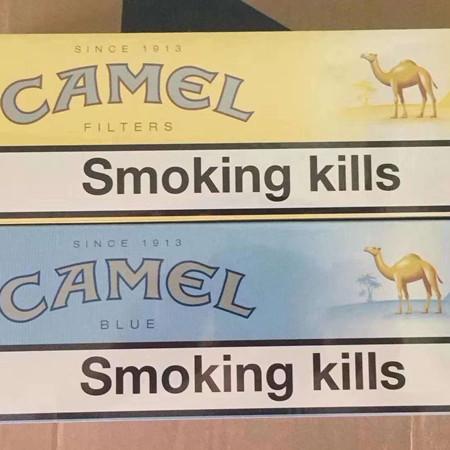 欧盟硬黄/蓝八角骆驼真假?好抽吗?