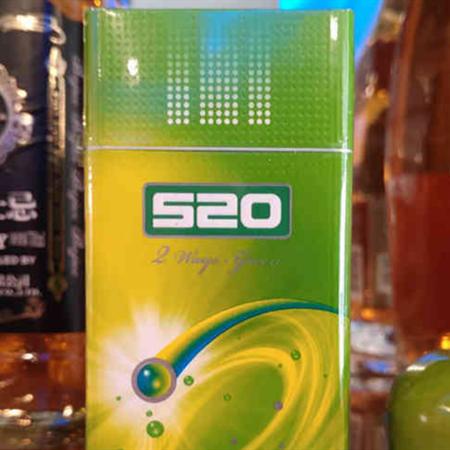 520哈密瓜爆珠好抽吗?在哪买?