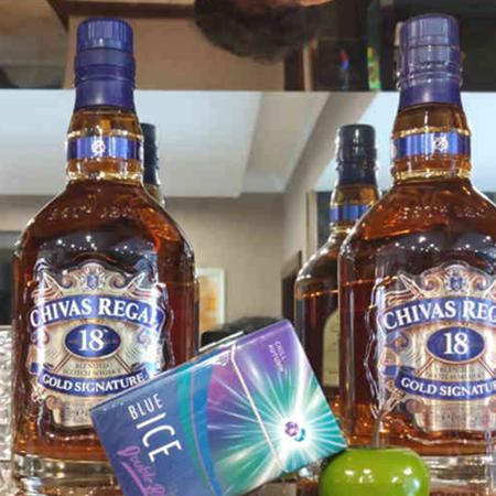 BLUE ICE蓝莓双爆多少钱?好抽吗?